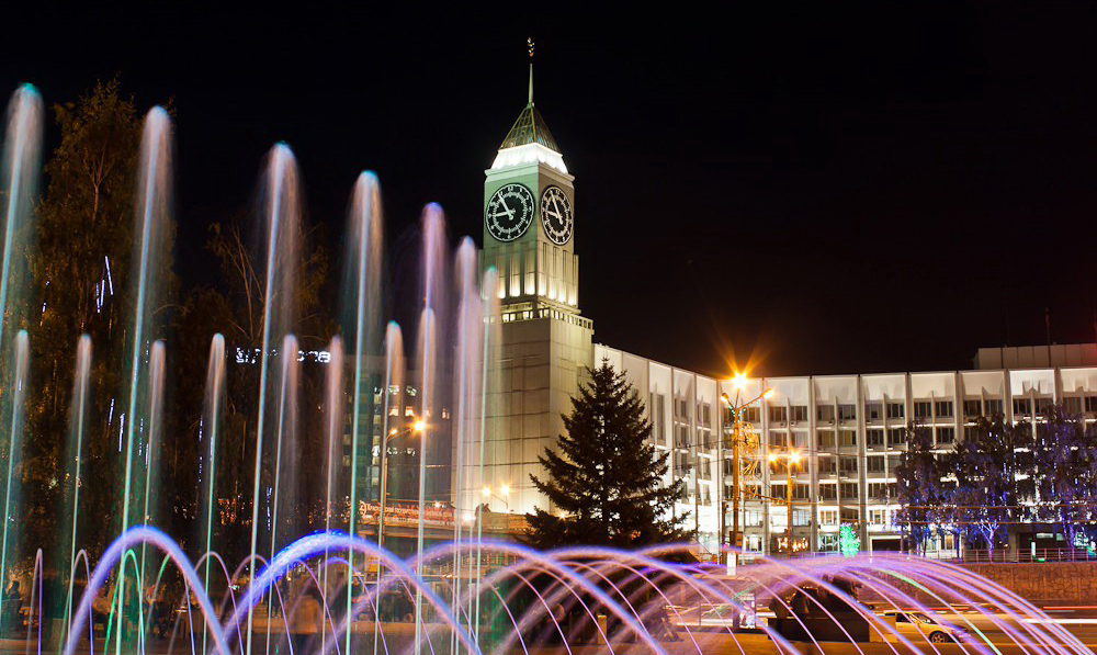 Чёрная Пятница в Красноярске