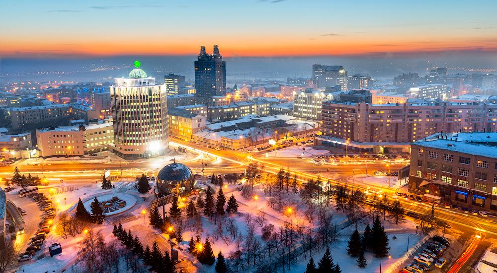 Чёрная Пятница в Новосибирске